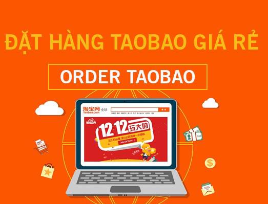 Order đặt mua hàng trên taobao ở hà nội uy tín, giá rẻ